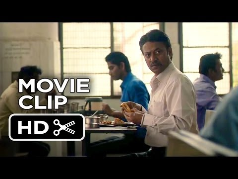 The Lunchbox Movie Clip - Ilas First Note (2014) - Indian Drama Hd video