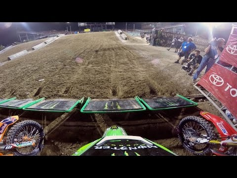 Gopro: Davey Milsaps Wins 2014 Monster Energy Cup video