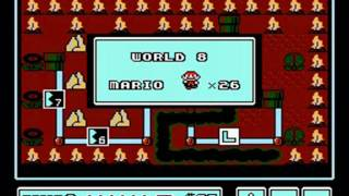 Roboh25's Super Mario Bros. 3 hack World 8