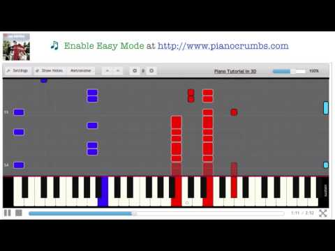One Direction - Kiss You (take Me Home Album) - Piano Tutorial video