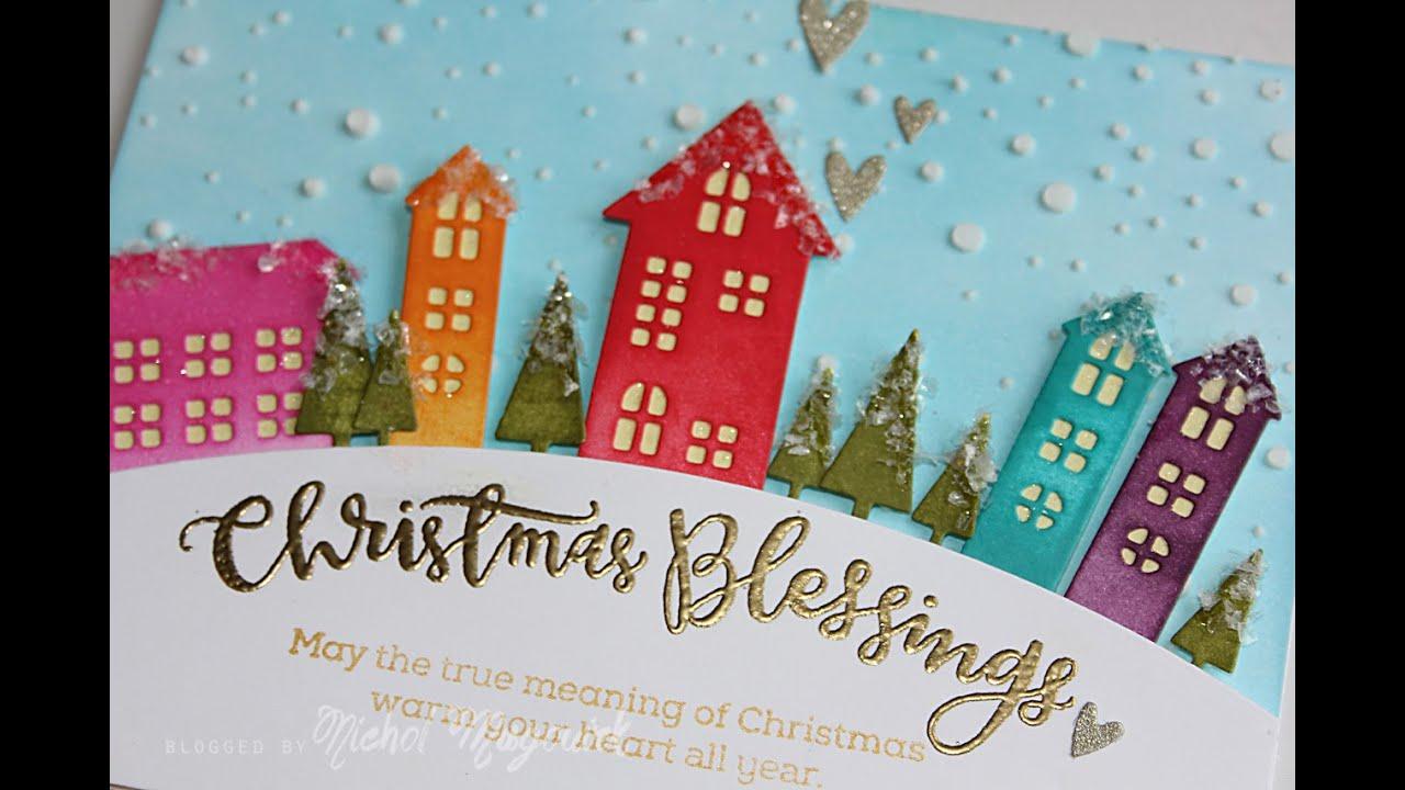 Simon Says Stamp Cold Hands Warm Hearts Christmas