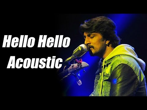 Bachan Hello Hello Official Video In Hd | Bachchan Movie | Sudeep, Bhavana video