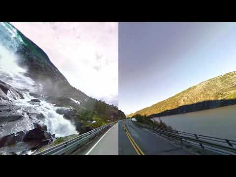 Go back in time with Street View