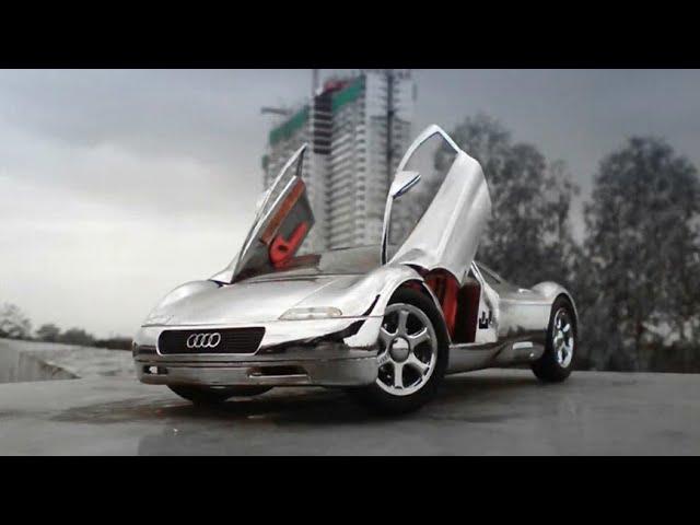 Audi Avus Quattro Concept '91 - 1/18 DIECAST