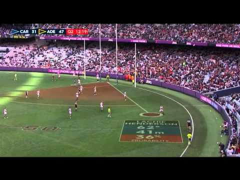 AFL Round 10 Carlton vs Adelaide Replay 2015