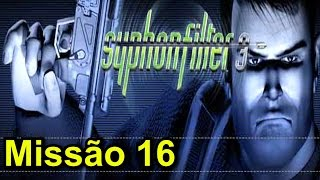 Detonado Syphon Filter 3 (PS1) - Missão 16 - Oakton Militia Compound