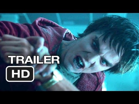 Warm Bodies TRAILER 2 (2013) - Nicholas Hoult, Teresa Palmer Zombie Movie HD