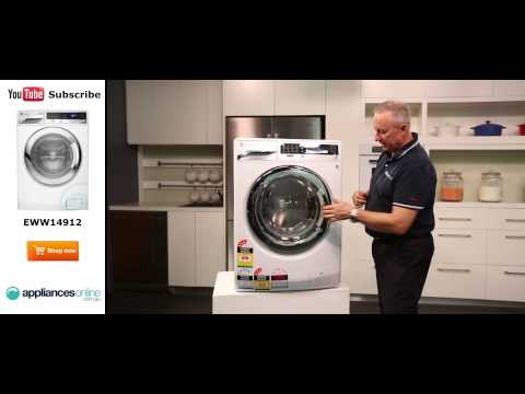 Electrolux Washer Dryer Combo EWW14912 Reviewed By Product Expert - Appliances Online