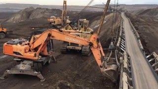 Daewoo Excavator