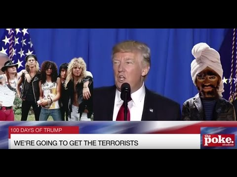 100 Days Of Trump: The Autotune Remix