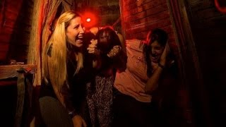 Alone in the Halloween House - Halloween Horror Nights 24