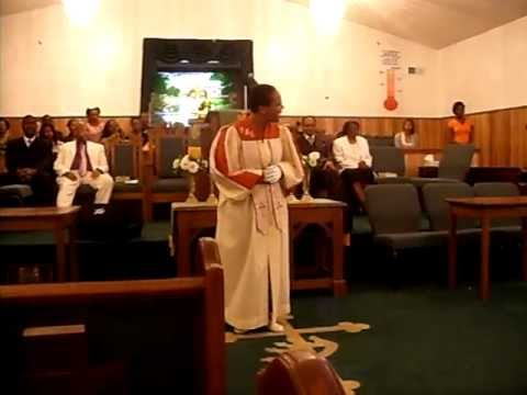 "Georgia Mass Choir - Come on in the Room ""MIME"""