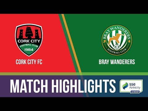 HIGHLIGHTS: Cork City 4-0 Bray Wanderers