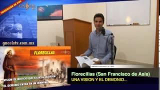 Florecillas San Francisco vision y demonio