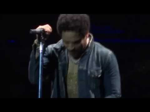 Lenny Kravitz - New York City @ Zénith de Nantes, 11/12/2014
