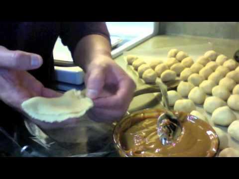 Empanaditas de Cajeta
