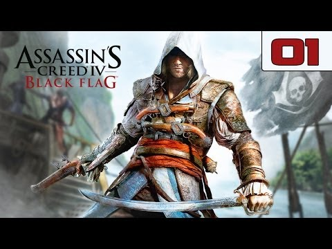 Assassins Creed 4 Black Flag Walkthrough - Part 1