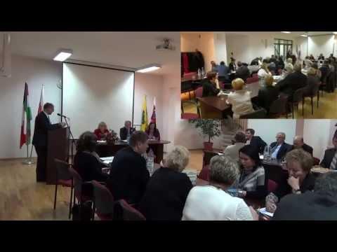 IV Sesja Rady Miejskiej W Ogrodzieńcu - 29 Grudnia 2014r.
