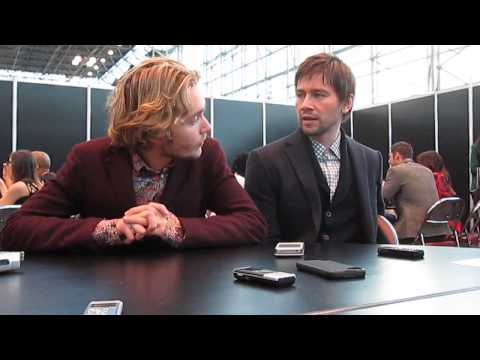 Toby Regbo and Torrance Coombs Talk Reign at New York Comic Con 2013