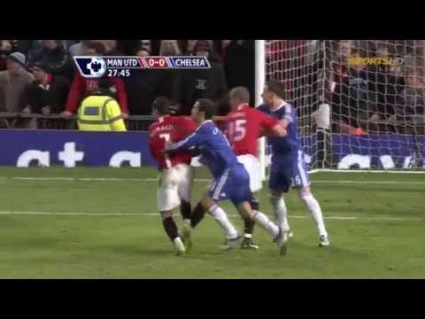 Cristiano Ronaldo vs Chelsea Home 08-09 HD 720p by Hristow Music Videos
