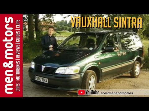 Review of the Ford Galaxy and Vauxhall Sintra