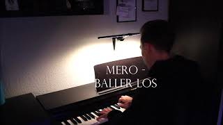 Cataleya & Baller Los - Samra & Mero - Piano Cover (+Sheets)