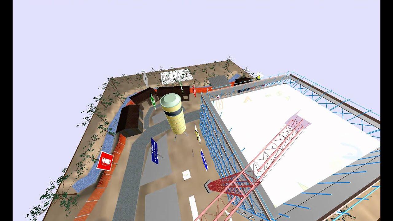 Layout di cantiere edile allegato al psc t u sicurezza for Software di layout di costruzione gratuito