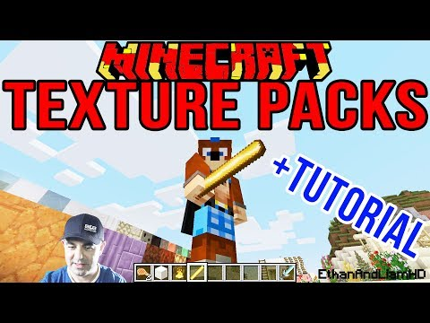 Minecraft Texture Pack Review + How To Install Tutorial