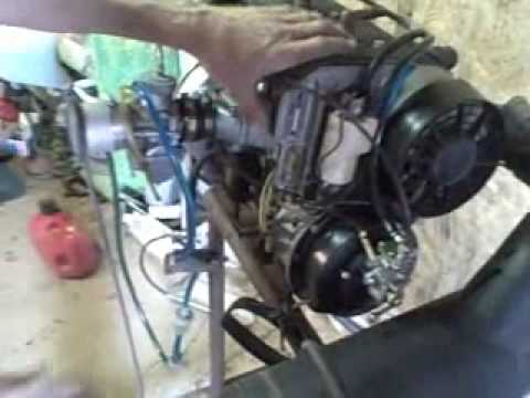 rotax 377 complete test YouTube