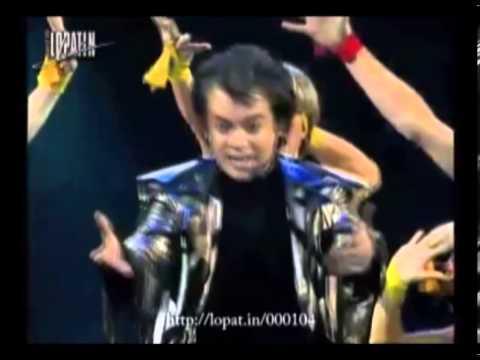 Филипп Киркоров — Огонь и вода (Песня года 2000)