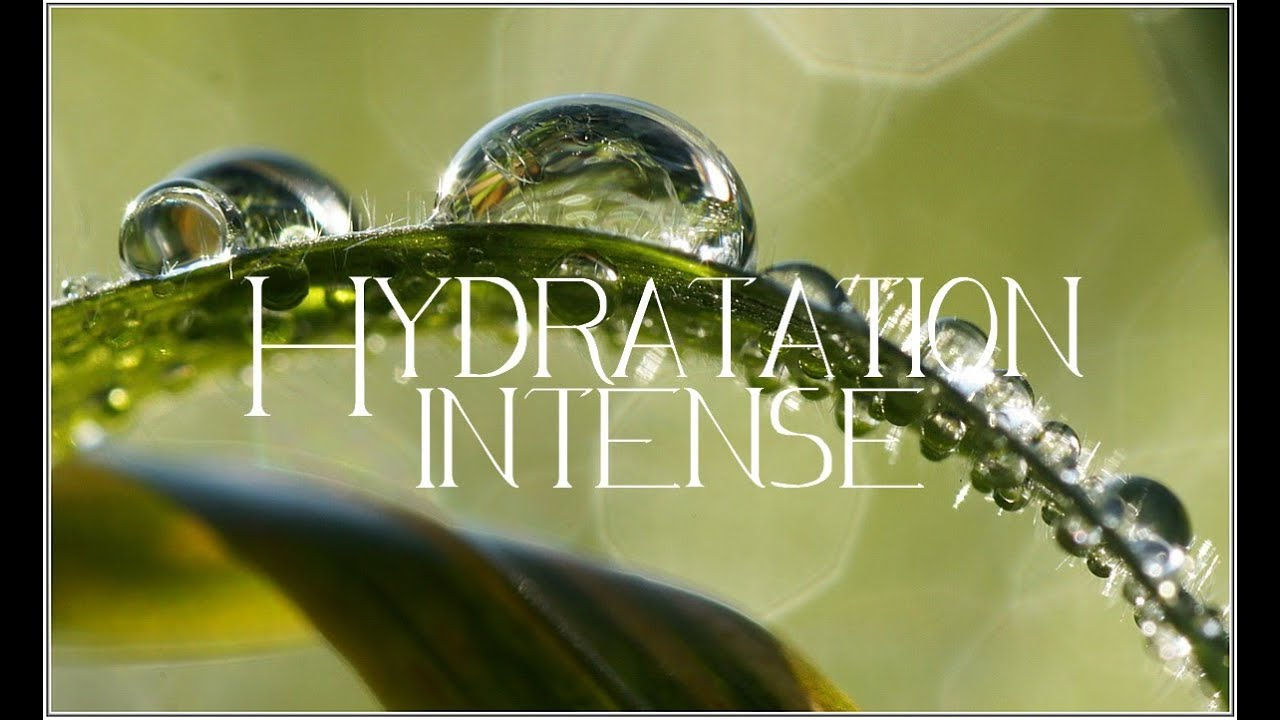 Spray ultra hydratant maison & naturel pour les cheveux - YouTube