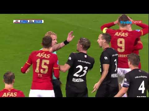 Hollanda Ligi 11. Hafta Maç Özetleri