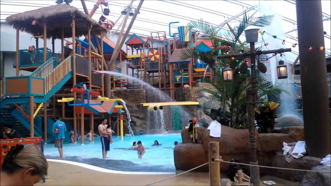 2013 Alton Towers Water Park Youtube