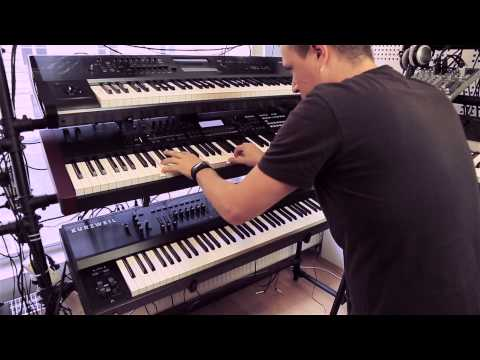 Synth Giants 03: Kurzweil Forte vs. Korg Kronos X vs. Yamaha Moxf8