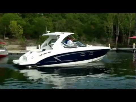 Dancing Boat - The Chaparral 327SSX with Axius drives