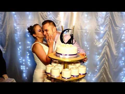 Weisz Adri & Krisz esküvője - Az esküvői torta