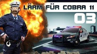 Lärm mit Cobra 11 - #003 - Eskorte ohne Worte [FullHD] [deutsch]
