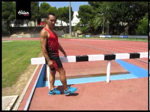 Cómo pisar cuando corremos por Halan Deportes