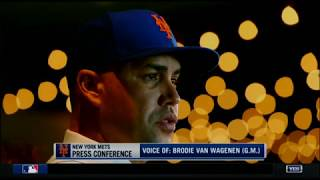 "Mets and Carlos Beltran ""agreed to mutually part ways"""