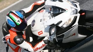 Aprilia RSV4R Estoril