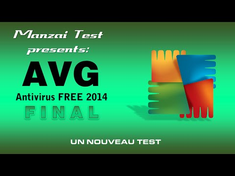 [Test Musical] AVG Free Antivirus 2015 Final