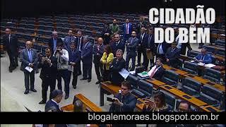 Tiririca Renuncia    ÚLTIMO Discurso de despedida no Plenário da Câmara