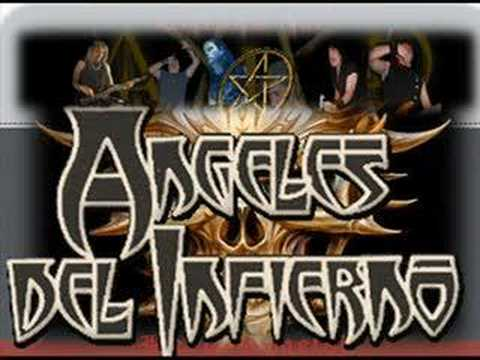 Angeles Del Infierno - Dame Amor