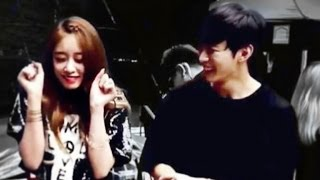Hongbin X Jiyeon - I Feel You ♪ (It