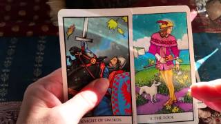 CAPRICORN TAROT WEEKLY READING JANUARY 4 - 10, 2016