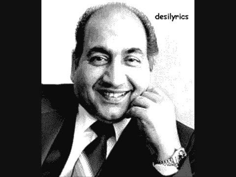 mohammed rafi in the mix