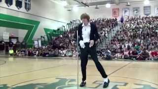Download Lagu Kid Wins Talent Show Dancing to Michael Jackson's Billie Jean Gratis STAFABAND