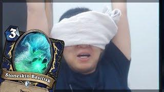 Amaz Goes UNDEFEATED In Blindfolded Arena