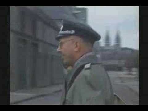 WW II : RARE COLOR FILM : D-DAY : JUNE 5TH 1944