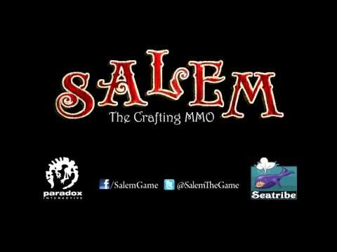 Salem Teaser Trailer Gamescom 2011